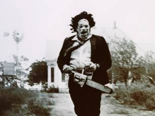 Image for The Texas Chain Saw Massacre}