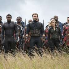 Image for Bring a Baby: Avengers: Infinity War