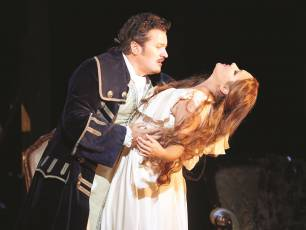 Image for Live from the Met: Adriana Lecouvreur}