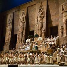 Image for Live from the Met: Aida