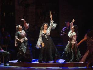 Image for Live from the Met: Carmen}