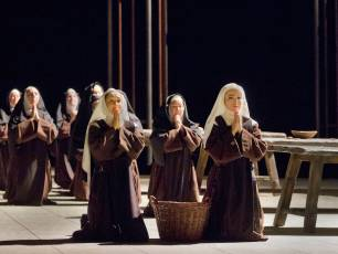 Image for Live from the Met: Dialogues des Carmélites}