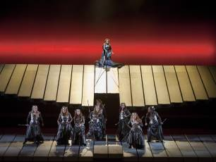 Image for Live from the Met: Die Walküre}