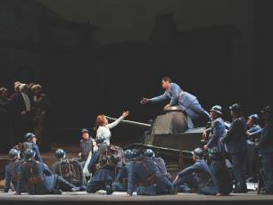 Image for Pre-Opera Talk: La Fille Du Regiment}