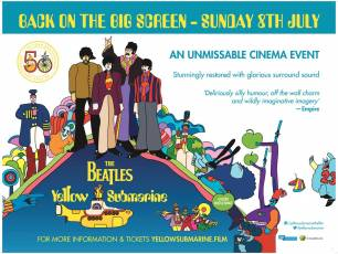 Image for Ciné Sunday: The Beatles Yellow Submarine}