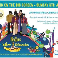 Image for Ciné Sunday: The Beatles Yellow Submarine