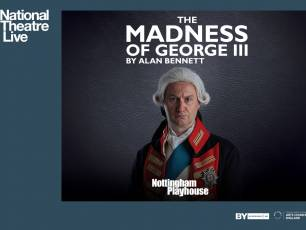Image for NT Live: The Madness of George III}
