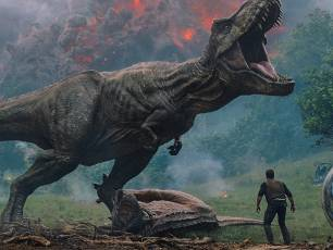 Image for Soft Subtitled: Jurassic World: Fallen Kingdom}