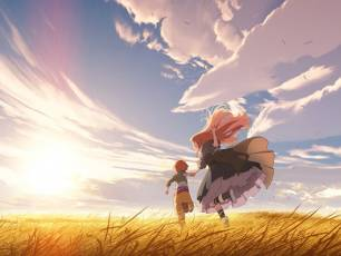Image for Maquia: When the Promised Flower Blooms}