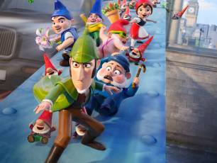 Image for Sherlock Gnomes}