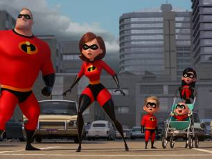 Image for Relaxed Screening: Incredibles 2}
