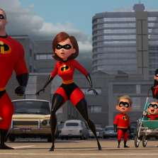 Image for Incredibles 2 3D