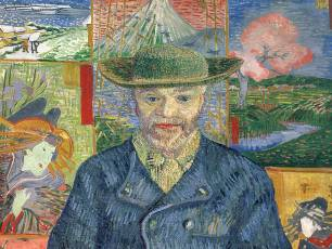 Image for Exhibition on Screen: Van Gogh & Japan}