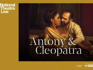 Image for NT Live: Antony and Cleopatra}