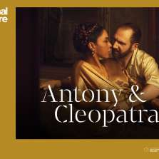 Image for NT Live: Antony and Cleopatra