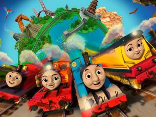 Image for Thomas & Friends: Big World! Big Adventures! The Movie}