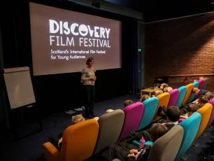 Image for Discovery Film Festival Teachers' Preview}