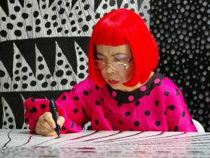 Image for Kusama – Infinity}