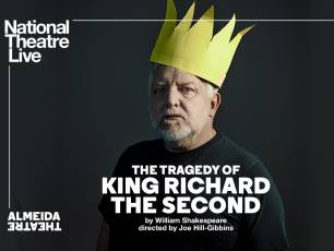 Image for NT Live: The Tragedy of King Richard the Second}