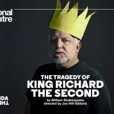 Image for NT Live: The Tragedy of King Richard the Second