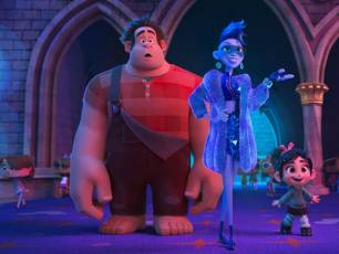 Image for Relaxed: Ralph Breaks the Internet}