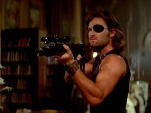 Image for Escape from New York}