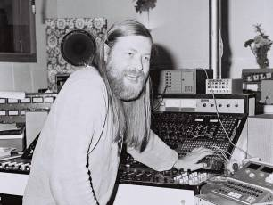 Image for Conny Plank: The Potential of Noise}