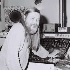 Image for Conny Plank: The Potential of Noise