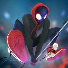 Image for Relaxed: Spider-Man Into the Spider-Verse