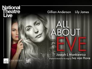 Image for NT Live: All About Eve}