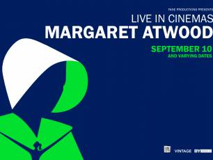 Image for Margaret Atwood: Live in Cinemas}