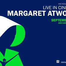 Image for Margaret Atwood: Live in Cinemas