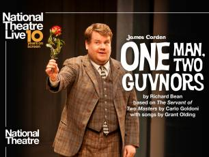 Image for NT Live: One Man, Two Guvnors (Encore)}
