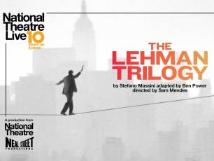 Image for NT Live: The Lehman Trilogy}