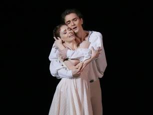 Image for Bolshoi: Romeo and Juliet (Encore)}