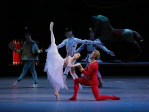 Image for Bolshoi: The Nutcracker (Encore)}