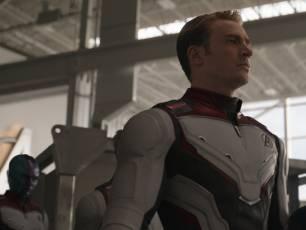 Image for Relaxed: Avengers: Endgame}