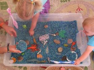 Image for Art at the Start: Messy Play + Creative Sessions}