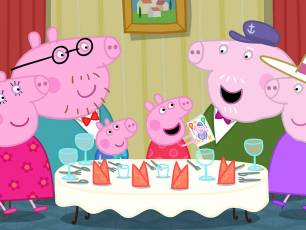 Image for Peppa Pig: Festival of Fun}