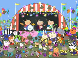 Image for Relaxed: Peppa Pig: Festival of Fun}