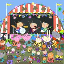 Image for Relaxed: Peppa Pig: Festival of Fun