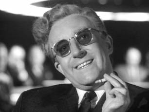 Image for Dr. Strangelove: or How I Learned to Stop Worrying and Love the Bomb}