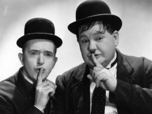 Image for Neil Brand Presents Laurel and Hardy}
