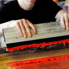 Image for Advanced Screen Printing