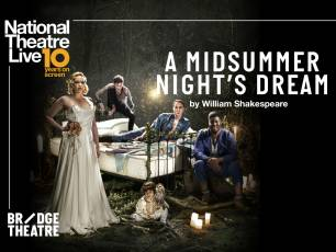 Image for NT Live: A Midsummer Night}