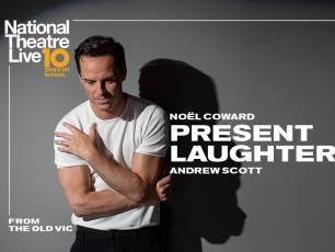 Image for NT Live: Present Laughter}