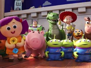 Image for Bring a Baby: Toy Story 4}