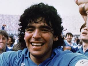 Image for Senior Citizen Kane Club: Diego Maradona}