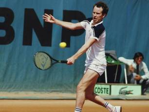 Image for John McEnroe: In the Realm of Perfection}