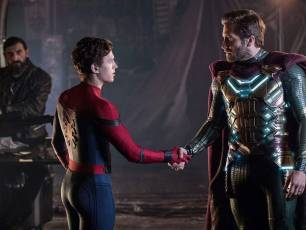 Image for Relaxed: Spider-Man: Far from Home}